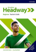 New Headway - Beginner - Teacher's Book+Teachers Resource Center - John a Liz Soars