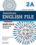 American English File 2A - Multipack - Christina Latham-Koenig, Clive Oxenden