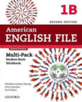 American English File 1B - Multipack - Christina Latham-Koenig, Clive Oxenden