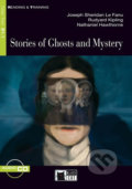Reading & Training: Stories Of Ghosts and Mystery + CD - J.S. Le Fanu, Rudyard Kipling, Nathaniel Hawthorne