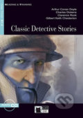 Reading & Training: Classic Detective Storie + CD - Arthur Conan Doyle, Charles Dickens, Clarence Rook, Gilbert Keith Chesterton