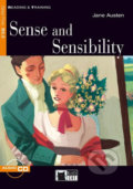 Reading & Training: Sense and Sensibility + CD - Jane Austen