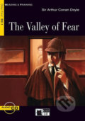 Reading & Training: The Valley of Fear + CD - Arthur Conan Doyle