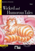 Reading & Training: Wicked and Humorous Tales + CD - Saki