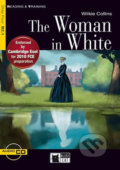 Reading & Training: The Woman in white + CD - Wilkie Collins