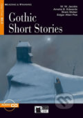 Reading & Training: Gothic short stories + CD - W. W. Jacobs, Amelia B. Edwards, Peter Foreman