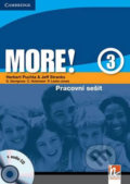 More! Level 3 Workbook - Jeff Stranks, Herbert Puchta