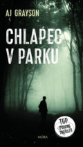 Chlapec v parku - Ashley J. Grayson