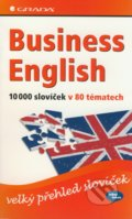 Business English - 10 000 slovíček v 80 tématech -