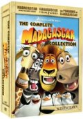 Madagascar + Madagascar 2 (kolekcia 2 DVD) - Eric Darnell, Tom McGrath