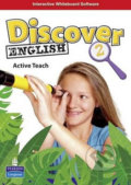 Discover English 2 - Active Teach - Ingrid Freebairn