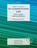 Jones & Sufrin's EU Competition Law - Alison Jones, Brenda Sufrin, Niamh Dunne
