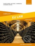 Complete EU Law - Elspeth Berry, Matthew J. Homewood, Barbara Bogusz