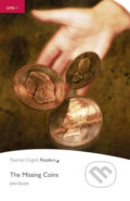 The Missing Coins Bk/CD Pack - John Escott