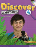 Discover English 4 - Workbook CZ Edition - Ingrid Freebairn