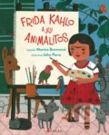 Frida Kahlo a její animalitos - Monica Brown, John Parra (ilustrácie)