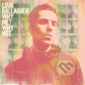 Liam Gallagher: Why Me? Why Not. LP - Liam Gallagher