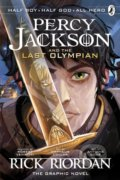 Percy Jackson and the Last Olympian - Rick Riordan