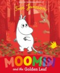 Moomin and the Golden Leaf - Tove Jansson