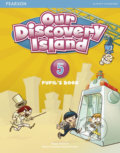 Our Discovery Island 5 - Pupil's Book - Megan Roderick