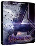 Avengers: Endgame Steelbook - Anthony Russo, Joe Russo