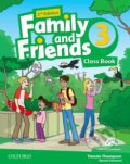 Family and Friends 3 - Class Book - Tamzin Thompson, Naomi Simmons