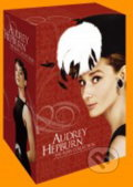 Audrey Hepburn: Rubínová kolekcia 6DVD - William Wyler, Blake Edwards, Billy Wilder, Stanley Donen