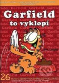 Garfield 26: To vyklopí - Jim Davis
