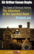 The Adventure of  the Speckled Band / Strakatý pás - Arthur Conan Doyle