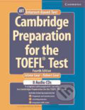 Cambridge Preparation for the TOEFL® Test (8 Audio CDs) -
