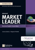 Market Leader - Advanced - Coursebook w/ DVD-ROM Pack - Margaret O'Keeffe