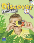 Discover English 1 - Activity Book - Kate Wakeman