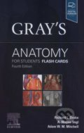 Gray's Anatomy for Students - Flash Card - Richard L. Drake a kol.