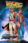 Back To The Future - Bob Gale, John Barber, Marcelo Ferreira (ilustrácie)