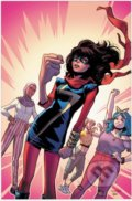 Ms. Marvel - G. Willow Wilson, Rainbow Rowell, Saladin Ahmed (ilustrácie)