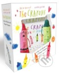 The Crayons - Drew Daywalt, Oliver Jeffers (ilustrácie)