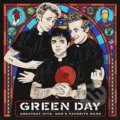 Green Day: Greatest Hits: God's Favorite Band - Green Day