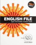 New English File - Upper-intermediate - Student's Book (without iTutor CD-ROM) - Christina Latham-Koenig, Clive Oxenden