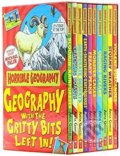 Horrible Geography (10 Book Boxset) - Anita Ganeri