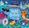 Night Sounds - Sam Taplin, Federica Iossa (ilustrácie)