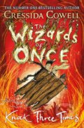 Knock Three Times - Cressida Cowell
