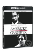 Americký gangster Ultra HD Blu-ray - Ridley Scott