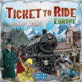 Ticket to Ride - EUROPE - Alan R. Moon