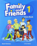 Family and Friends 1 - Class Book - Naomi Simmons