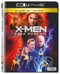 X-men: Dark Phoenix Ultra HD Blu-ray - Simon Kinberg