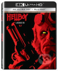 Hellboy (2004) Ultra HD Blu-ray - Guillermo del Toro