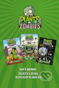 Plants vs. Zombies BOX - zelený - Paul Tobin, Ron Chan