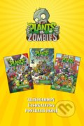 Plants vs. Zombies BOX - žlutý - Paul Tobin, Ron Chan
