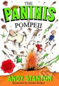 The Paninis of Pompeii - Andy Stanton, Sholto Walker (ilustrácie)