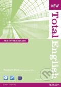 New Total English - Pre-Intermediate - Teacher's Book - Diane Naughton